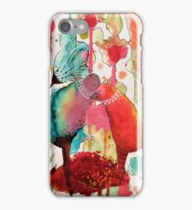 les mots doux iPhone Case/Skin