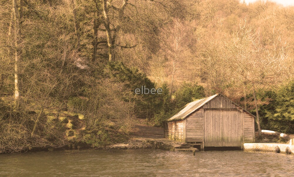 Boat House by elbee