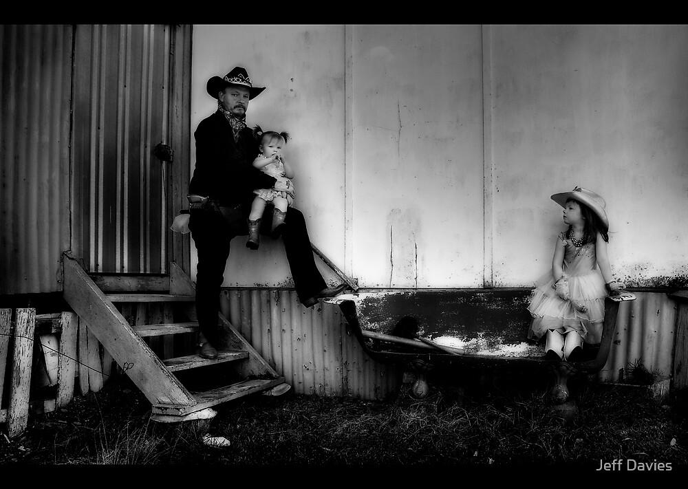 Cowboy by Jeff Davies