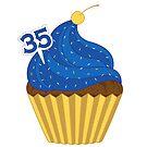 Cupcake by swiener