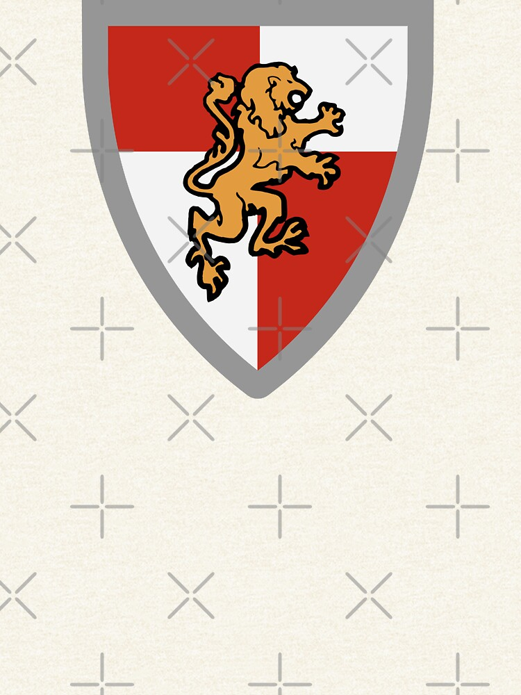 LEGO Lions Knights by GrantMcDougall