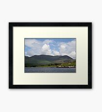 Ireland scapes Framed Print