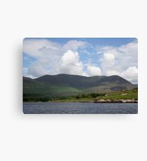 Ireland scapes Canvas Print