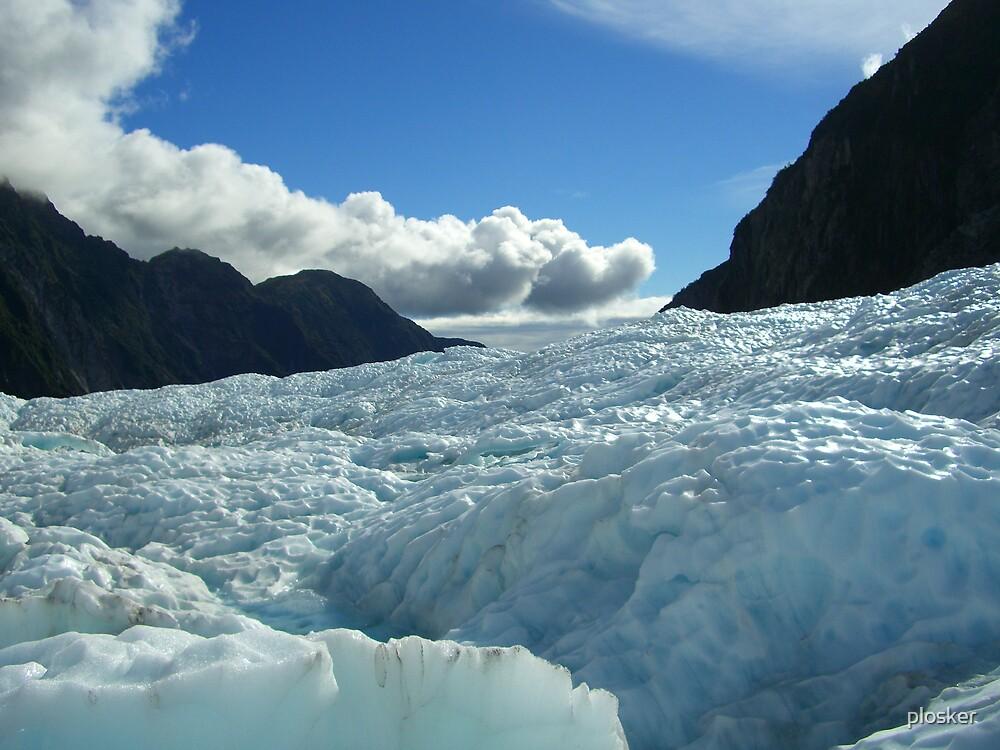 Franz Josef Glacier, New Zealand by plosker