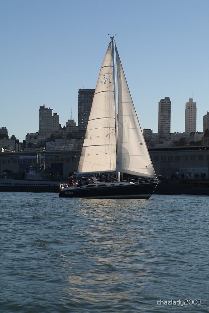 Sail Boat by chazlady2003