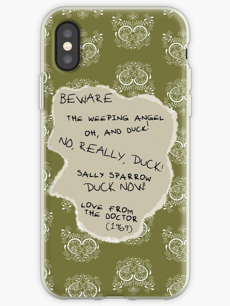Beware the Weeping Angel by Khepera