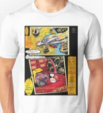 Page #6  of Tex Watt's  WEEKLY (UNCENSORED) SUNDAY COMIX POP-ART! Unisex T-Shirt