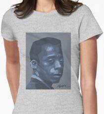 James Baldwin Women's Fitted T-Shirt