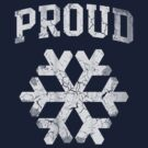 Proud Snowflake  by iEric