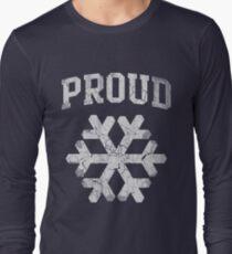 Proud Snowflake  Long Sleeve T-Shirt