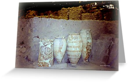 Ancient Minoan Art by Charmiene Maxwell-Batten