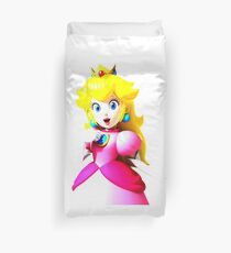 Princess Peach Duvet Cover