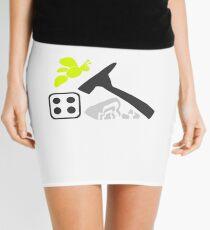 Magical Hammer From Japan Mini Skirt