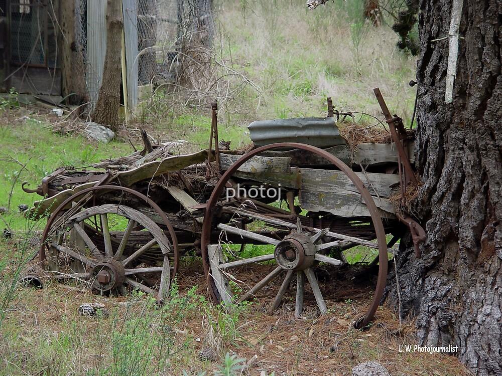 photoj S.A. Heritage Wagon by photoj
