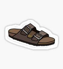 Birkenstocks Sticker