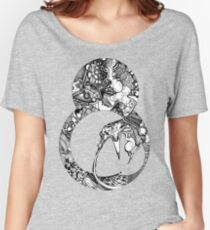This Test Isn't - Pen Illustration Women's Relaxed Fit T-Shirt