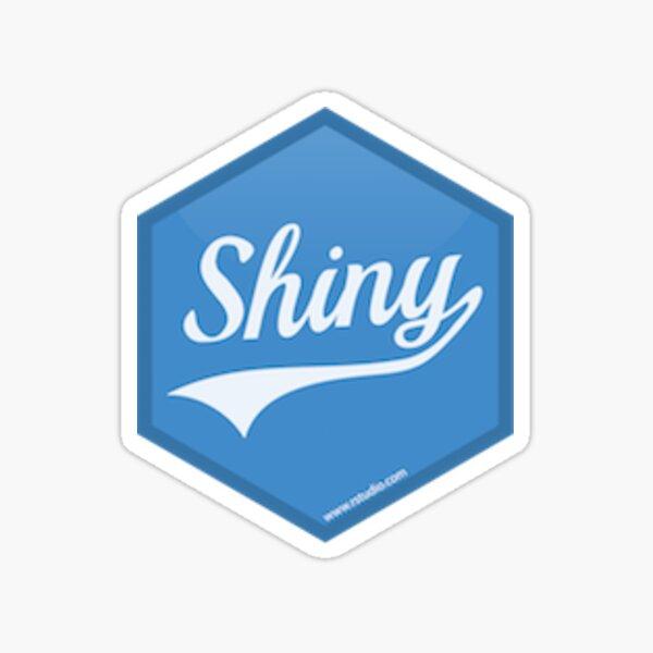 shiny Sticker