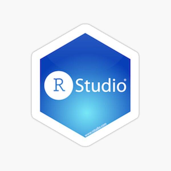 Rstudio Sticker