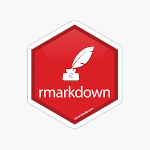 rmarkdown Sticker