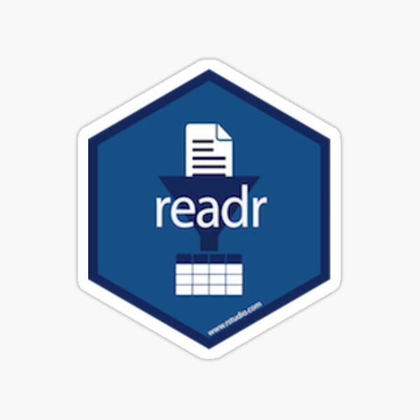 readr Sticker
