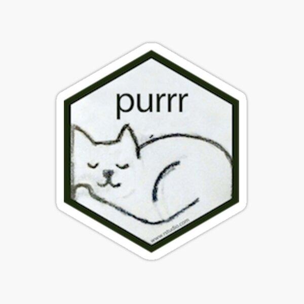 purrr Pegatina