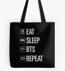 BTS only Tote Bag