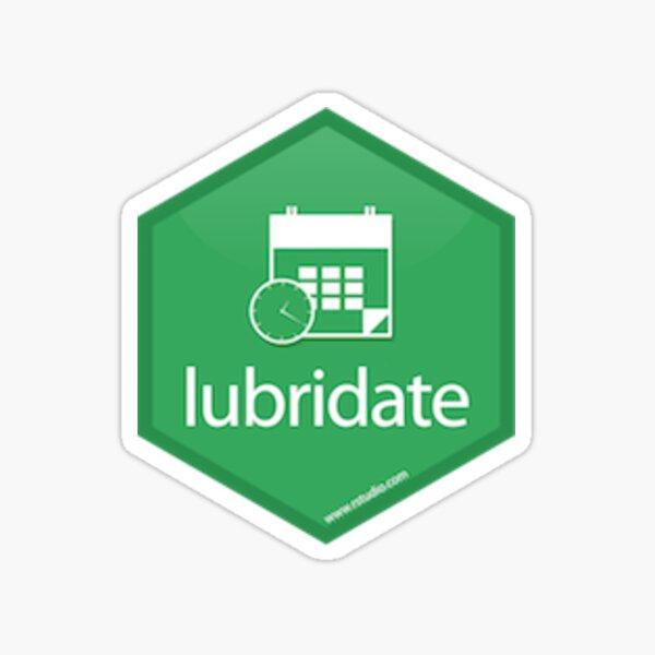 lubridate Sticker