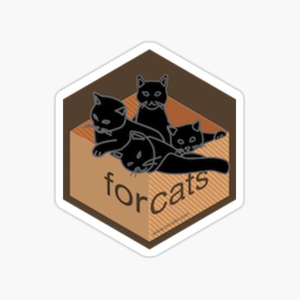 forcats Sticker