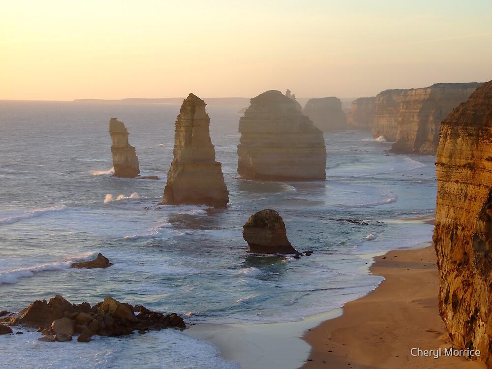 great ocean road, Victoria by Cheryl Morrice
