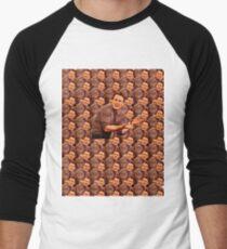Chris Evans everywhere Men's Baseball ¾ T-Shirt