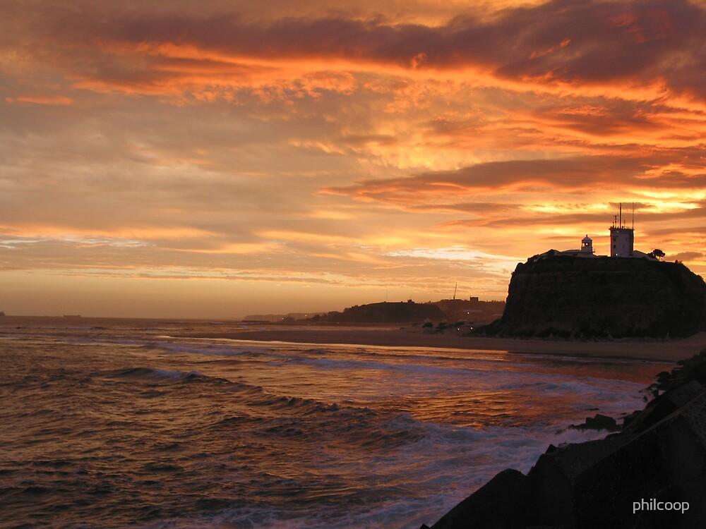 Golden Sunset by philcoop
