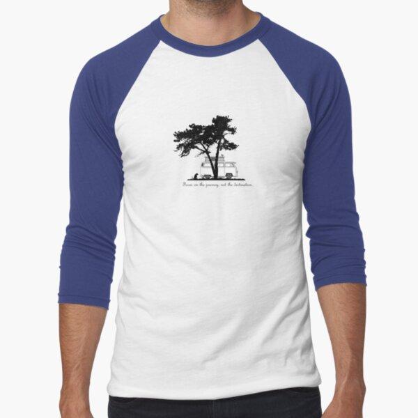 Kombi Trip Camiseta ¾ estilo béisbol