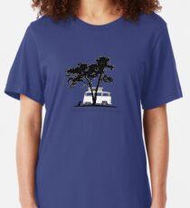 Camiseta ajustada Viaje Kombi