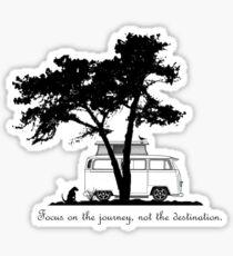 Kombi Trip Sticker