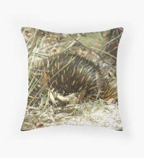Spiky Friend Throw Pillow