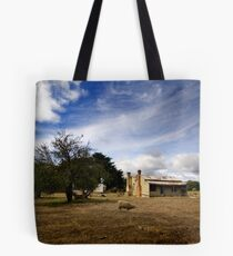 Give me a home among the gum trees ... Tote Bag