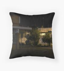 East Brunswick Auto1 Throw Pillow