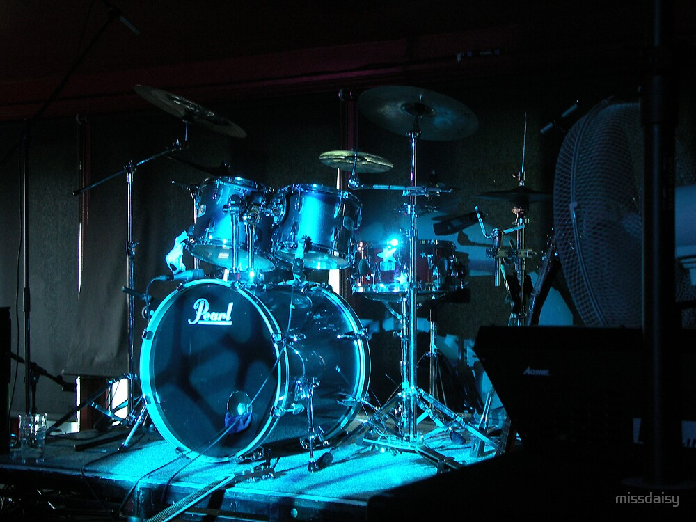 The Drums! by missdaisy
