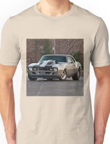 Silver Muscle car  Unisex T-Shirt