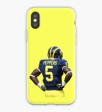 Jabrill Peppers  iPhone Case