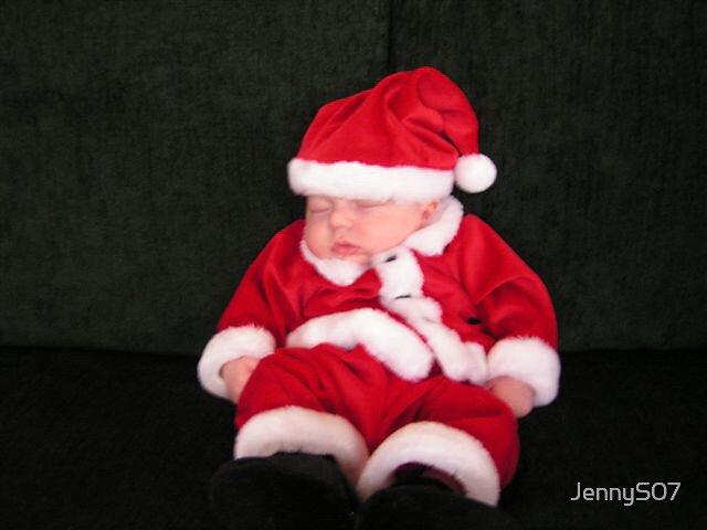 Santa Baby by JennyS07