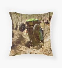 oh-oh Throw Pillow