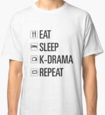 only kdrama Classic T-Shirt