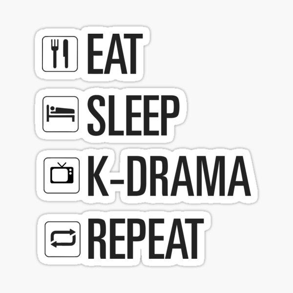 only kdrama Sticker