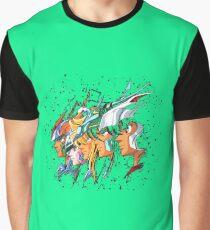 saint seiya Graphic T-Shirt