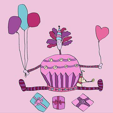 Silly Birthday by monica