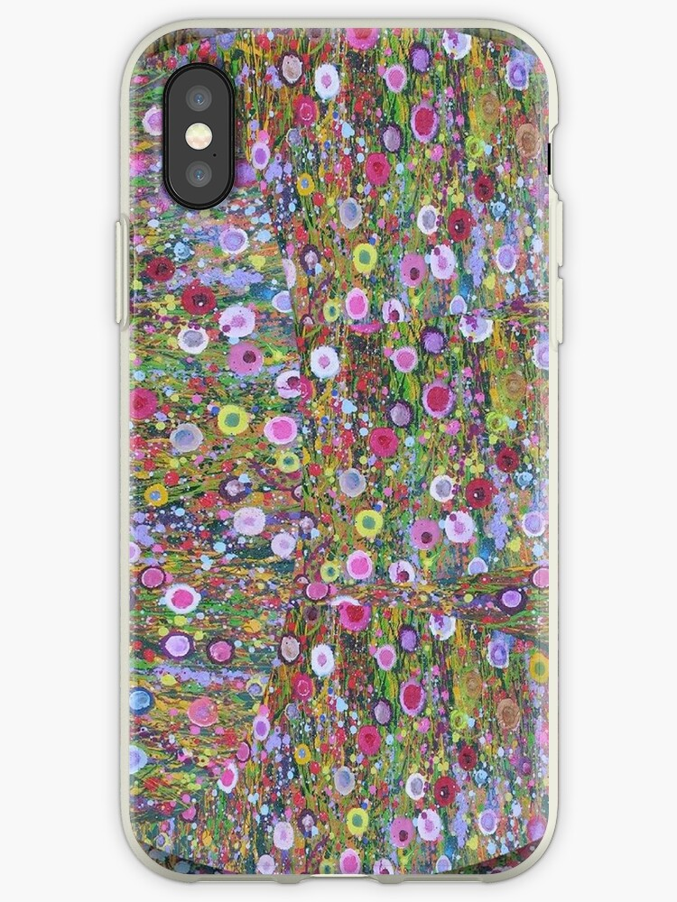 Psychedelic Pattern | Flower Frenzy by closetanon