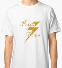 Potta Scars T-Shrit Cool Classic T-Shirt