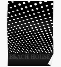 Beach House Bloom  Poster
