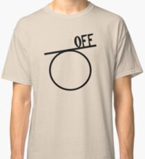 Off on a tangent Classic T-Shirt